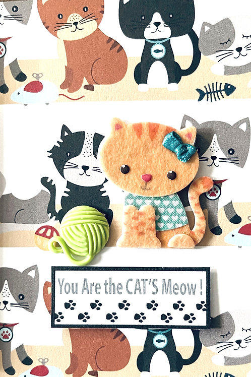 Cats Note Card Set - NC170