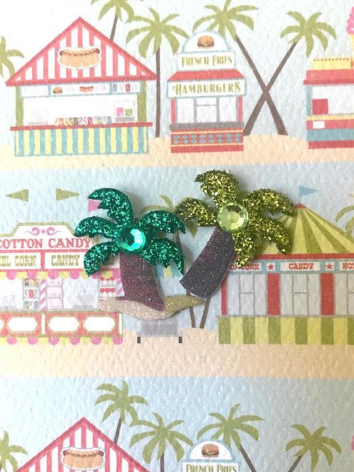 Palm Tree Boardwalk Gift Card 108A/16
