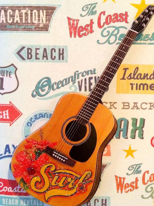 Surf Guitar 108A/8