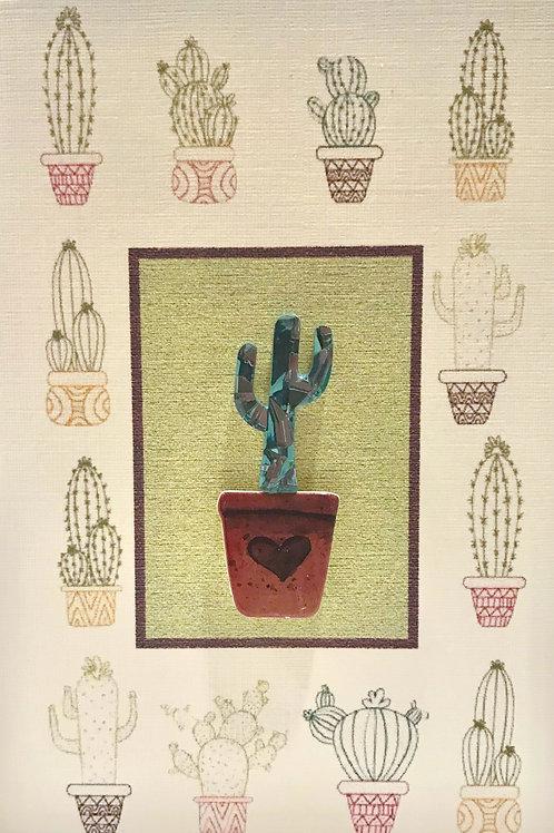 Cacti Asst Note Card Set-NC88