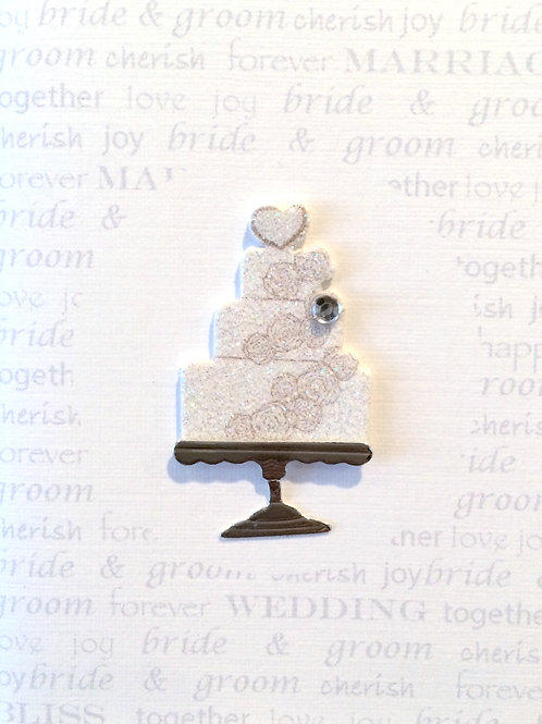 Wedding Cake Gift Card 101A/11