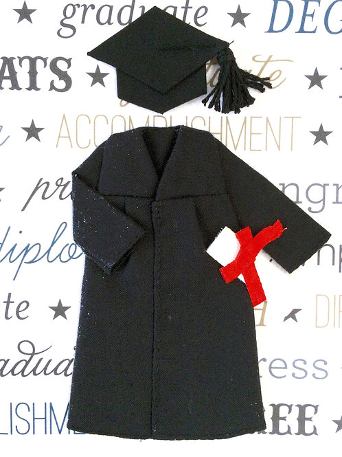 Cap and Gown 2 - 950