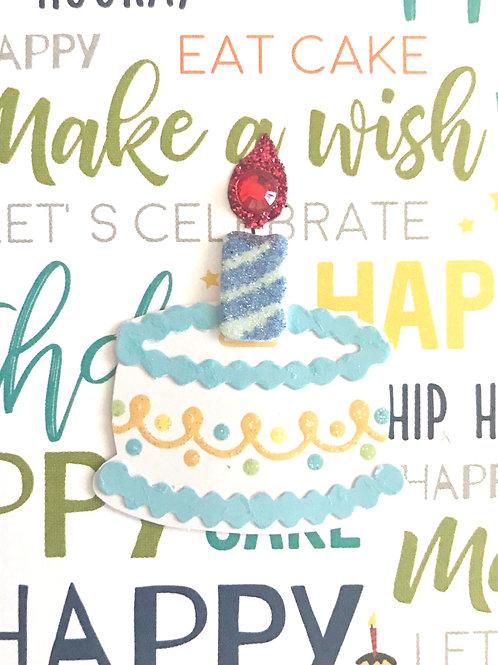 Birthday Gift Card 122A/45