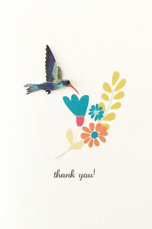 W-NC9 Hummingbird Note Card Set
