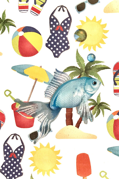 Fishes Gift Card 143A/21