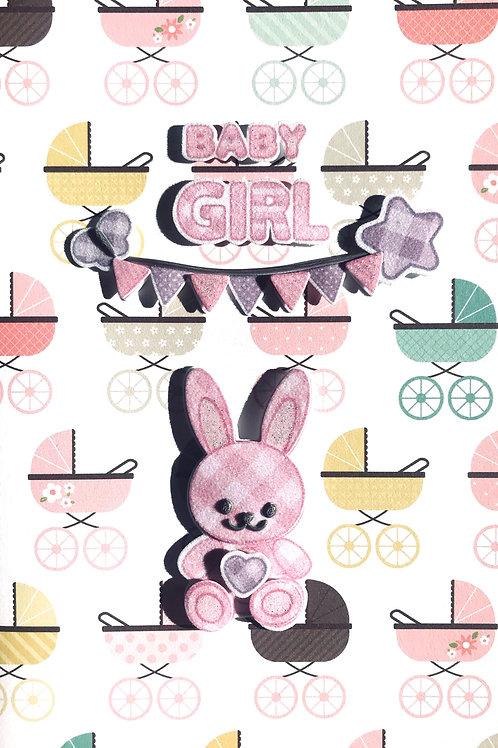 Baby Girl Bear-1237