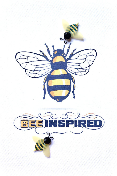 Bee Inspired Note Cards - NC134