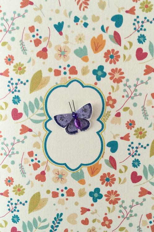 Butterfly Asst Note Card Set-NC13