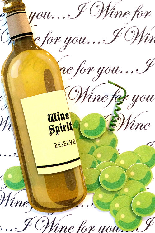 WIne For You Gift Card 132A/14