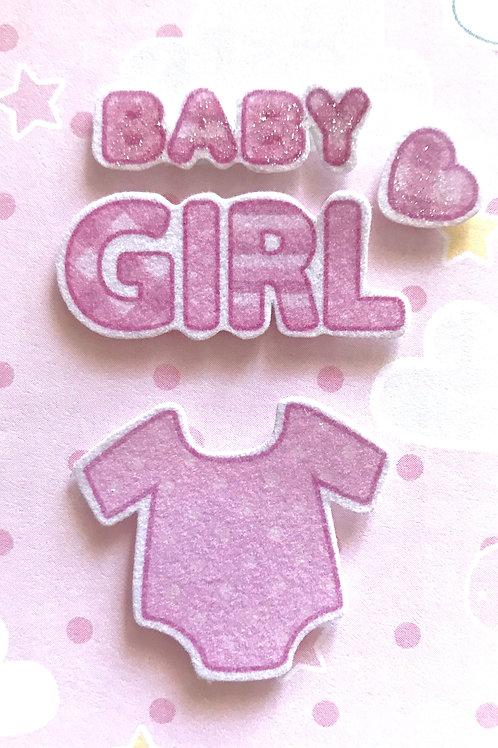 Baby Girl Gift Card - 117G/20