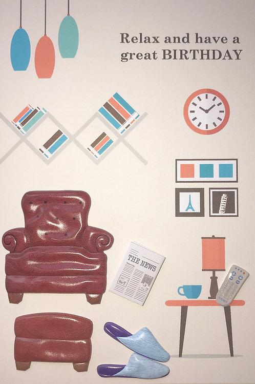 Birthday Relax - 1426