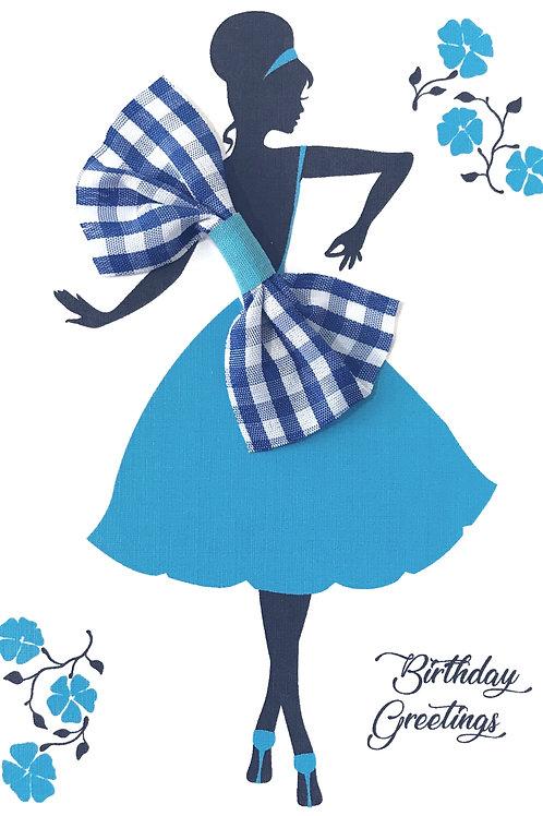 Bow Dress - 1380