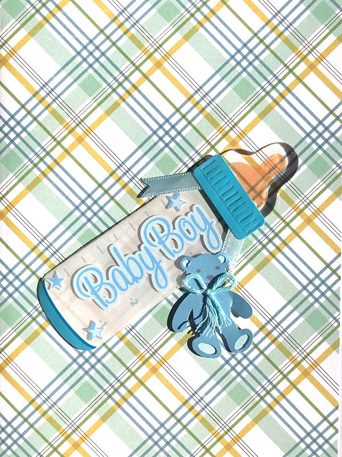 Baby Boy Bottle -1322