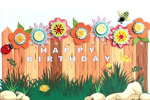 Birthday Fence-1043