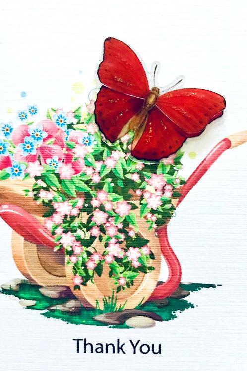 Flower Cart Gift Card - 150A/5