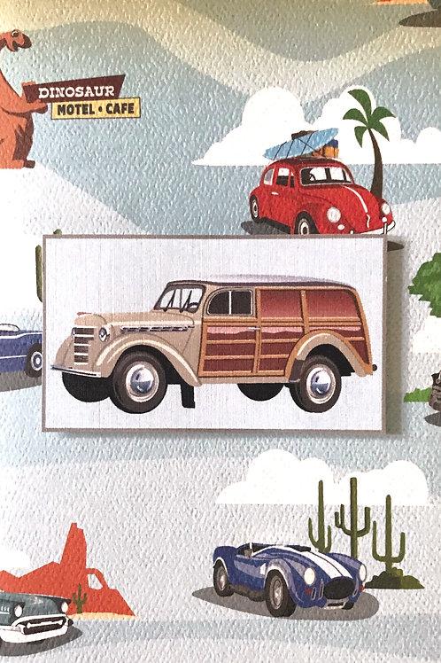Retro Woody - 1352