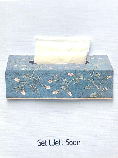 Get Well Tissue -1228