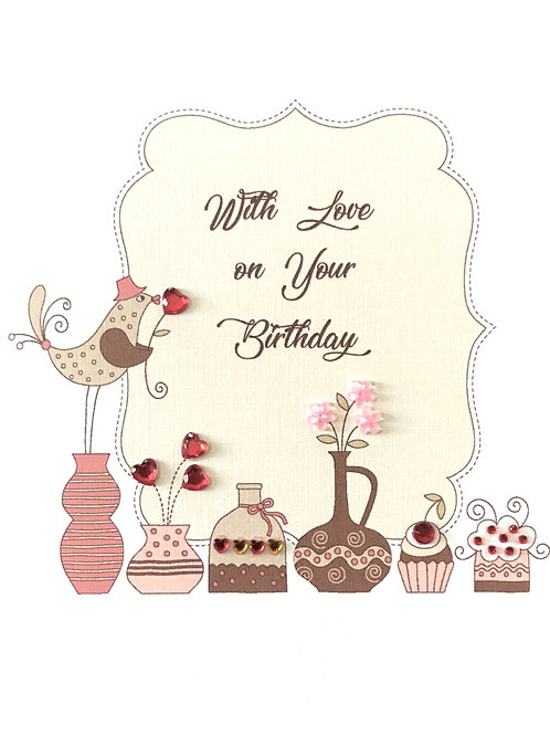 Birthday Love - 1376