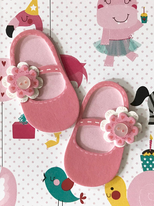 Girls Shoes Gift Card - 122/47