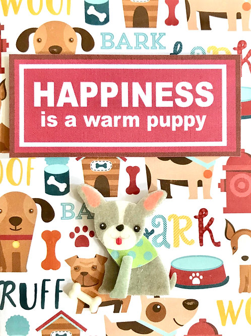 Happiness Puppy - A101