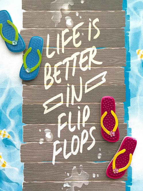 Better in Flip Flops -1187