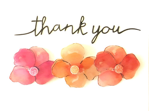 Thank You Flowers-1227