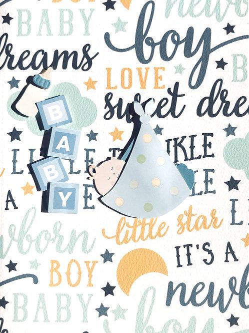 Baby Boy Bundle - 1324