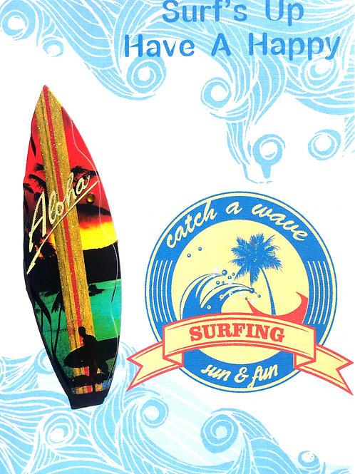 Birthday Aloha Surf - 1423