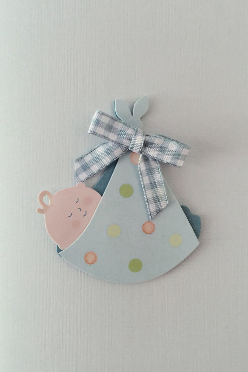 Baby Boy Note Card Set-NC35