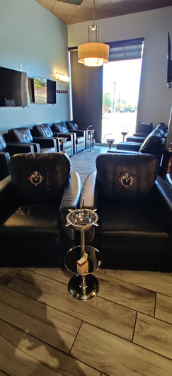 Chill in the Lounge