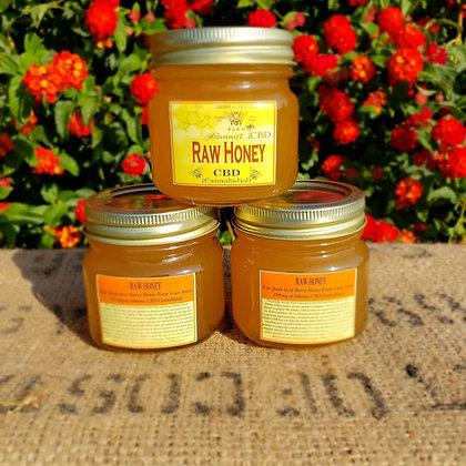 CBD Infused Honey - 1,000mg