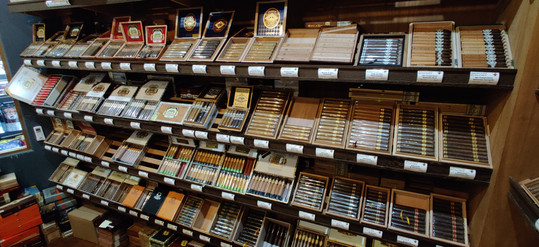 Top Selection of Premium Cigars
