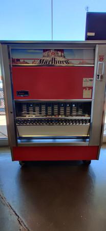 Vintage Cigarette Machine