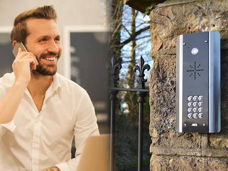 Architects and Intercoms   Don't you want to incorporate the finer details to your designs?