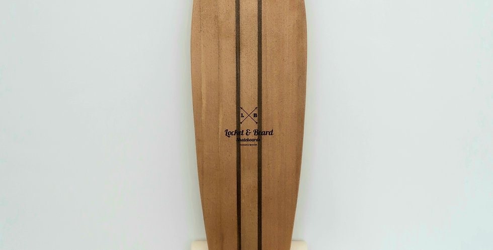 The Swallow Tail Longboard