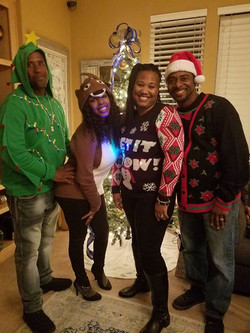 Ugly Sweater Party