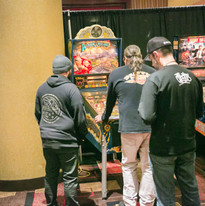 Free-Play Arcade