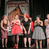Pin-Up Contest