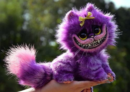 Baby Girl Cheshire Cat