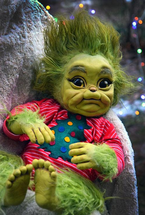 Baby Christmas Stealer