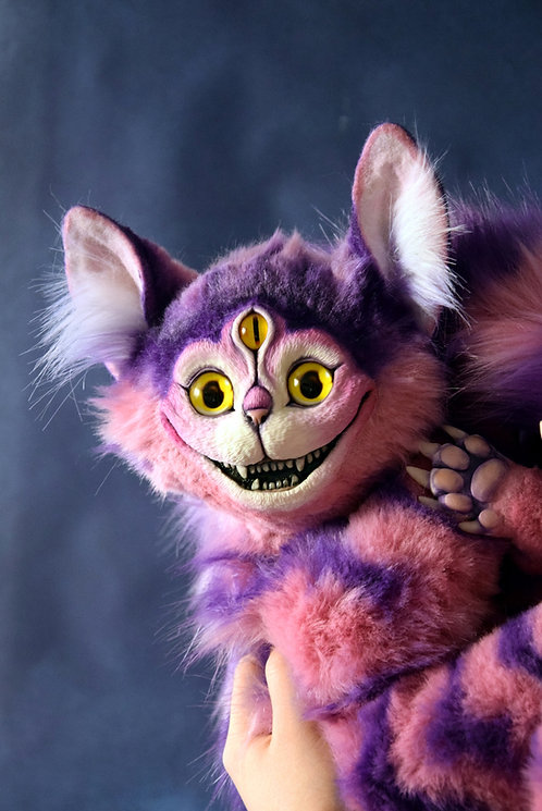 One and a Half Cheshire Cats