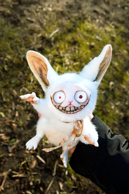 Small Crazy Bunny