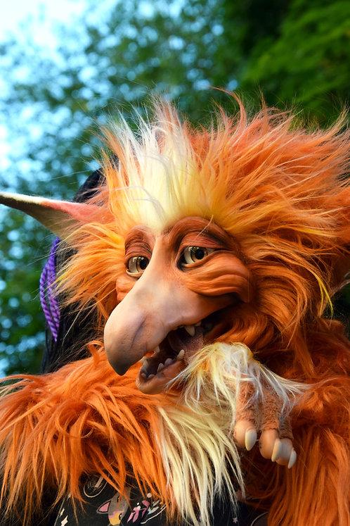 Ginger Troll