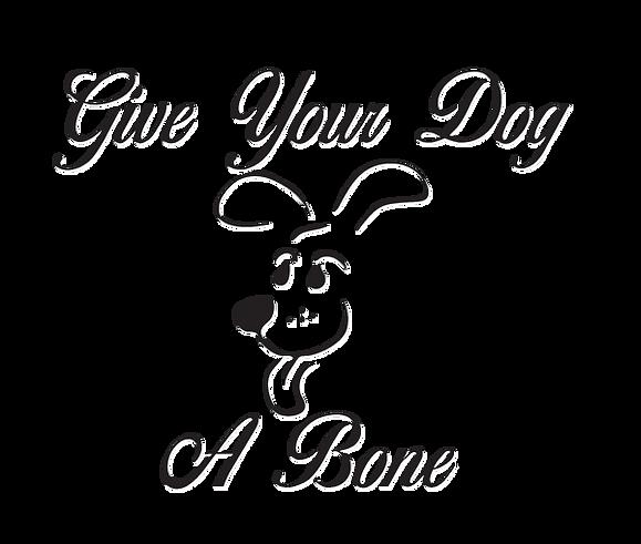 Give Your Dog A Bone Logo