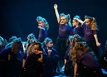 Footlights Dance School students dancing at Theatre Severn