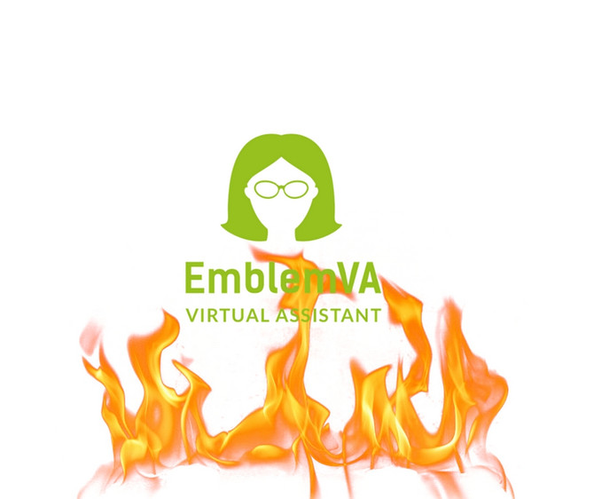Redundant to Self Employed. I'm a Virtual Assistant Rising from the Ashes.