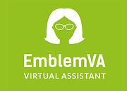 EmblemVA Virtual Assistant Logo