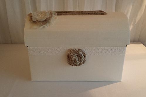 Rustic Money Box