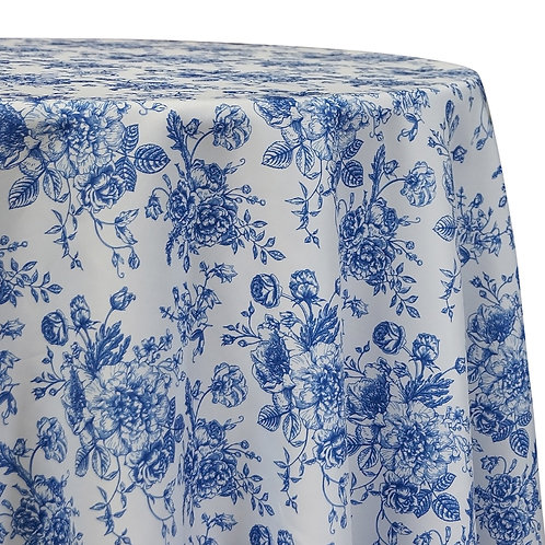 French Toile Tablecloths