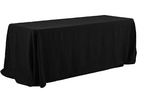 """90"""" x 156"""" Polyester Tablecloths"""